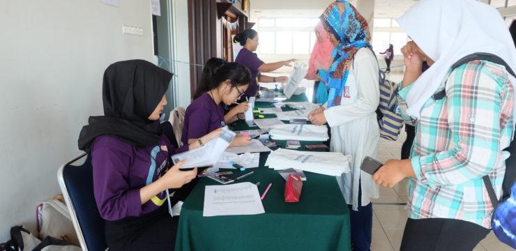 Tidak Ada Tiket OTS untuk ITP 2017